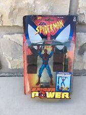 Figurine - FLIP SWING SPIDERMAN - SpiderMan Classics - Toy Biz 2003