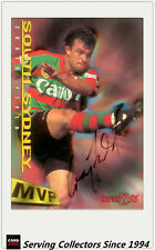 1996 Dynamic Rugby League Series 2 MVP Autographed Card --CRAIG FIELD