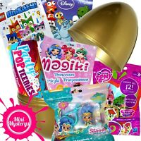 SUPRISE EGG TOY GIFT BUNDLE Shimmer and Shine, Magiki, Lego Unikitty Blind Bags