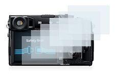 FujiFilm X-Pro2 Camera , 6x Transparent ULTRA Clear Camera Screen Protector