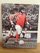 GEORGE BEST UNSEEN ARCHIVES BOOK-FOOTBALL OF YEAR 1968-STAR-BELFAST BOY-WEMBLEY
