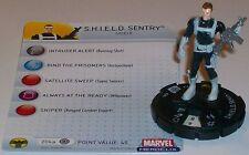 S.H.I.E.L.D SENTRY #204 Captain America HeroClix gravity feed SHIELD