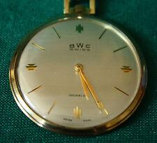 Tolles Objekt: BWC Taschenuhr, Swiss Incabloc, Caliber 320
