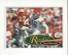 1999 Ultra #285 Troy Edwards RC Rookie Steelers