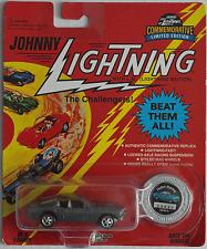 Johnny Lightning - Ford Mustang Custom Graumetallic Neu/ovp
