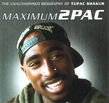 CD - 2Pac - Maximum (THE UNAUTHORISED BIOGRAPHY OF:TUPAC SHAKUR) NUEVO - MINT