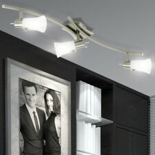 EGLO 90403 lámpara de metal x techo 3 proyectores 40W modelo Busto 220V nuevo