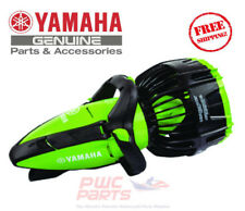 Yamaha 350Li SeaScooter Scooter Electric Underwater Black Green 3.7 Mph Yme22350