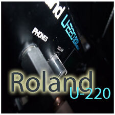 ROLAND U-220 Original Factory & New Created Sound Library & Editors on CD