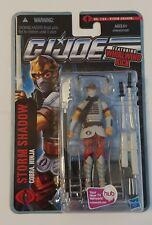 GI Joe Storm Shadow Pursuit of Cobra 2010 Cobra Ninja Whirlwind Kick G.I Joe