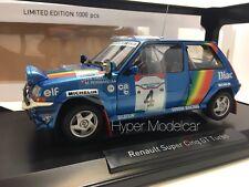 NOREV 1/18 Renault R5 Supercinque Gt Turbo #14 Rally Costa D'Avorio Art. 185199