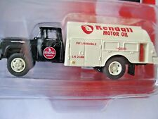 Classic Metal Works #30457 Ford 60 Tank Truck Kendall Oil HO- Scale