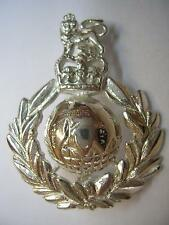 Sterling Silver ROYAL REGIMENT OF FUSILIERS Lady/'s Sweetheart Brooch Excellent
