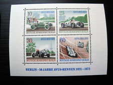 Berlin MiNr. 397-400 Block 3 postfrisch** (BE 397-00)