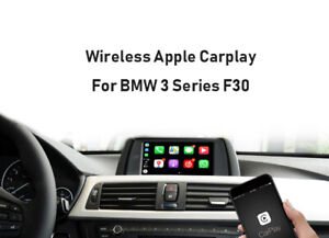 Wireless Apple Carplay Interface Module Android auto Navi For BMW F30 CIC system