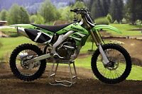 Kawasaki KX250F KX250 F Workshop Service Repair Manual 2004-2014