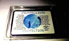 PROTECTION Soap In Clam Shell Case - magick wicca  spell ritual witch With Charm