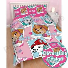 Power Patrol Polyester Pillow Case Quilt Covers