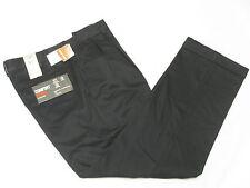 $60 NWT Men Dockers D4 Relaxed Pleat Cuff Comfort Khaki Pants Navy 32x30 32 N190
