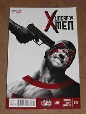 UNCANNY X-MEN #18 MARVEL COMICS MAY 2014