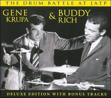 NEW - Drum Battle At JATP (Deluxe Edition) by Krupa, Gene