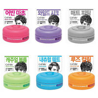 [Made In Japan] GATSBY MOVING RUBBER HAIR WAX SERIES 15g TRAVEL KIT 1 or 2 or 6