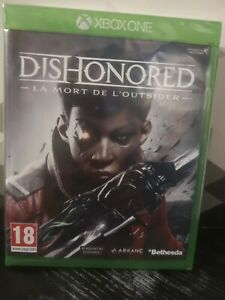 Dishonored - La Mort de l'Outsider Jeu Jeu Xbox One