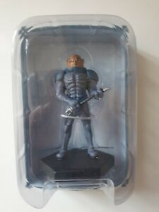 Dr Who eaglemoss figure new sontaran general - number 7 still in box