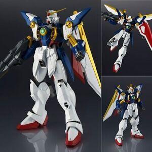 "Gundam Universe GU-02 XXXG-01W Wing Gundam 6"" action figure Bandai"