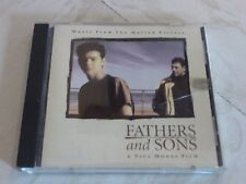 Fathers And Sons A Paul Mones Film Soundtrack CD 1992 Columbia