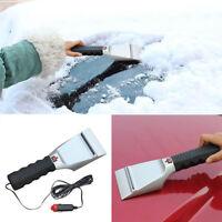 12V Car Heated Auto Winter Vehicle Snow Ice Scraper Window Shovel Scraper