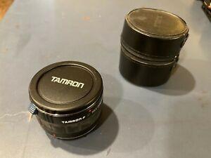 Tamron AF Teleconverter - 2X with case