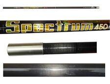 manico spectrum 4.50m in carbonio per guadino da competizione pesca bolognese