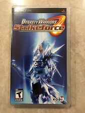 Dynasty Warriors Strikeforce ( Sony PSP ),Complete w/Case & Manual