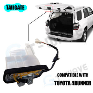 New Rear Tailgate Hatch Lock Actuator fits 2010-2019 Toyota 4Runner 69110-35080