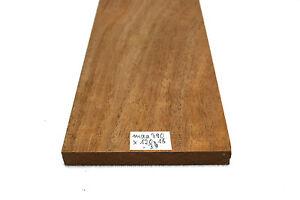Mahagoni Brettchen Messerbrett Restaurierung Schlüsselboard Bastelholz Edelholz