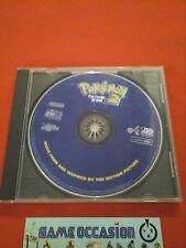 POKEMON THE POWER OF ONE 2 SOUNDTRACK CD MUSIC ORIGINAL MANGA