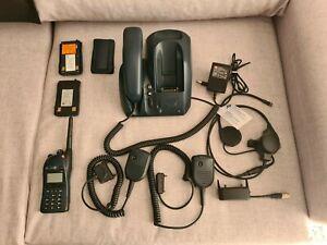 EADS BASE DE CARGA Y MANOS LIBRES PARA TETRAPOL P2G Y RADIO EADS P2G TETRAPOL