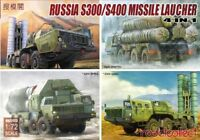 Modelcollect UA72173 - 1:72 S-300/S400 Missile launcher,N in 1 -Neu