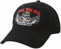 Kill 'Em All Low Profile Cap 9599 Deluxe Rothco