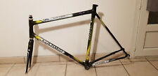 COLNAGO C40 first edition Art - Decor Carbon frame Steel fork Vintage old bike