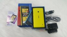 NEW INBOX Nokia Lumia 520 - 8GB - YELLOW (GSM GLOBAL Unlocked) Smartphone