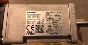 OMRON Brushless R88M-K10030H-S2
