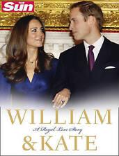 William e Kate: una storia d'amore reale, il sole, NUOVO LIBRO mon0000023907