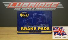 VAUXHALL Opel Corsa Mk III FRONT BRAKE PADS SET NEW GENUINE SP406P