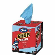 """Scott Original Blue Shop Towels™ Box 200 Paper Towels 10"""" X 12"""""""