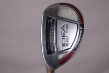 Adams Idea a12OS 4 Hybrid Regular Left-Handed Graphite Golf Club #7022