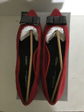 Rockport Red Bow Pump - Size 8.5 / EUR 39 / UK 6 / 25.5 CM - Brand New in box