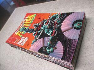 Teenage Mutant Ninja Turtles 1-23 missing #12 Comic Lot Erik Larsen Image 1996
