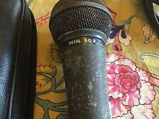 Shure PE15L Low Impedance Mic Microphone With Bag, Clip And XLR Cable